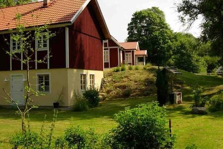 Relax in Swedens beautiful nature - Apartamento