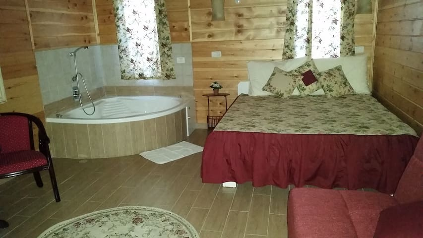 Dreamy and warm private cabin - Yavne'el - Cabane
