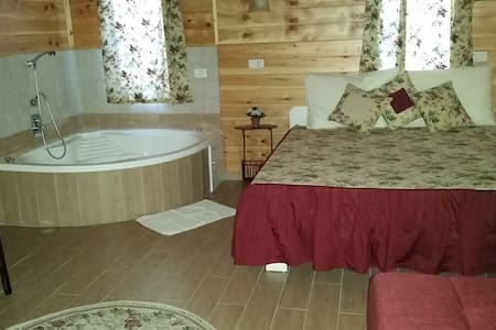 Dreamy and warm private cabin - Yavne'el