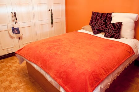 Private room and bath on Paulista - San Paolo