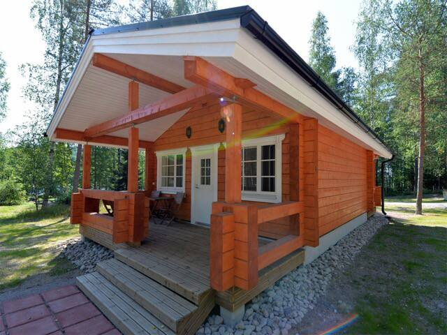 Charming Family Cottage - Pertunmaa - Casa