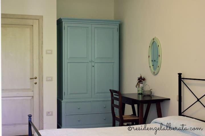 Residenze l'Alberata - App. Anna - Collepepe - Lägenhet