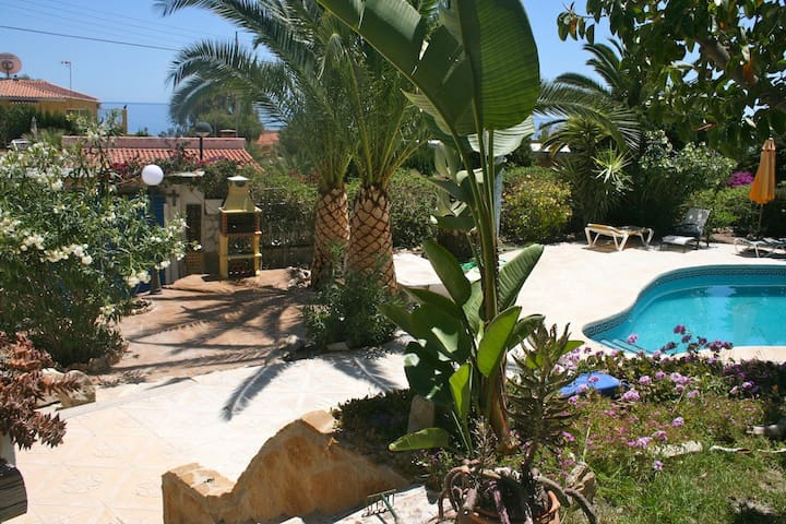 Charming Holiday House 100m beach - El Campello Alicante - Villa