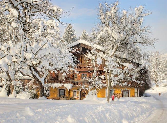 antikes Bauernhaus 15.Jh.Tirol,Kaiserwinkl