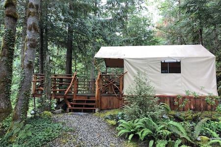 Rainforest Deluxe Tent
