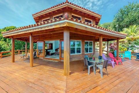 Villa con Vista, Calabash Bight! Amazing views!