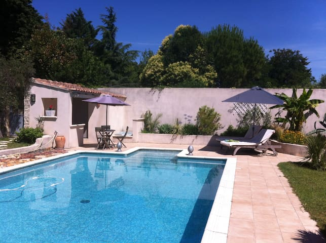 Séjournez en Provence - Saint-Saturnin-lès-Avignon - Casa