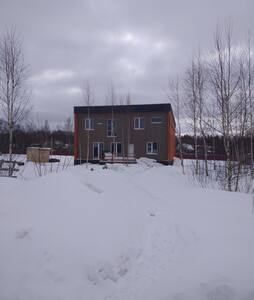 Скандинавский домик