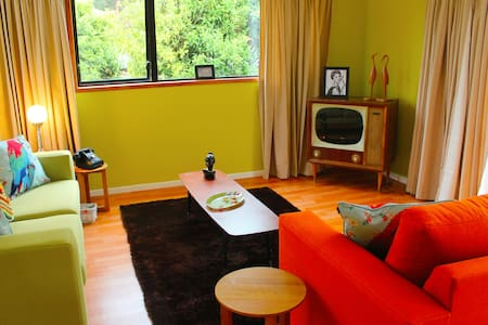 Funky Retro Cottage WINTER PRICES! - Kerikeri