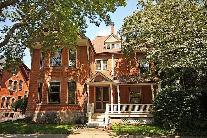 Historic Home in Rochester NY