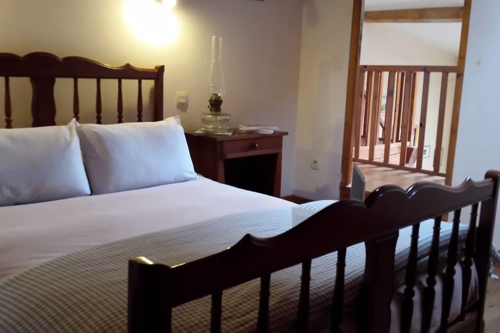 1st double room (2nd floor)