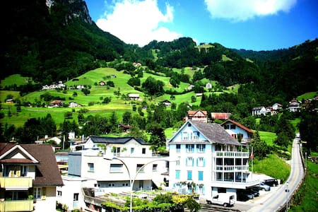 Rooms for rent at Gersau, Schwyz - Gersau