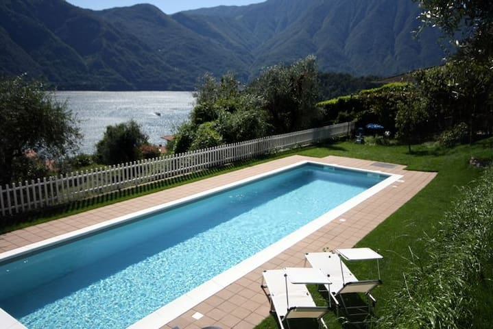 Small Paradise at Lake Como  - Tremezzina - House