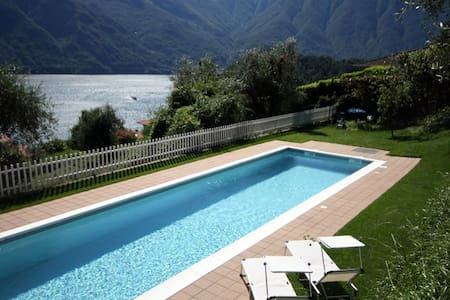 Small Paradise at Lake Como  - Tremezzina