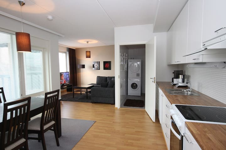 48m2 One bedroom-apt by the sea near center (C56)