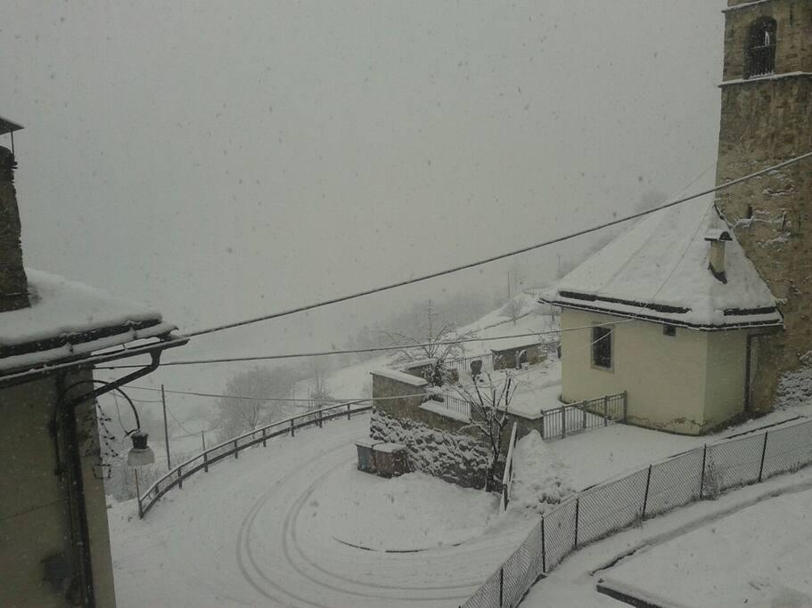 Deggiano una piccola frazione del comune di Commezzadura Trento nella meravigliosa Val di Sole.