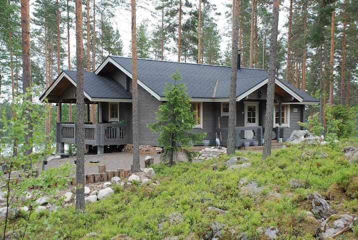 Cabin in the woods - Kangasniemi - House