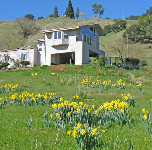 Spectacular Views in Sonoma County - Santa Rosa - Huis