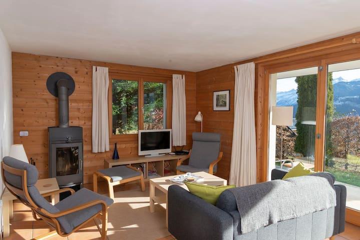 Appartement Lyngen, (Leysin), 2 rooms apartment