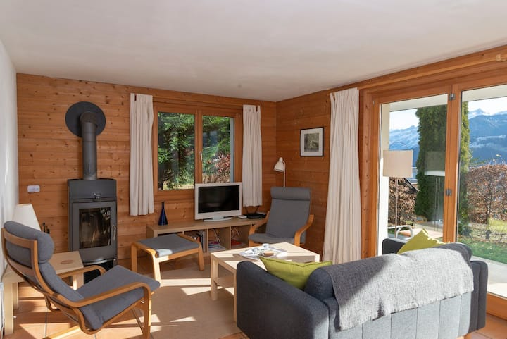 Appartement Lyngen, (Leysin), 2 rooms apartment