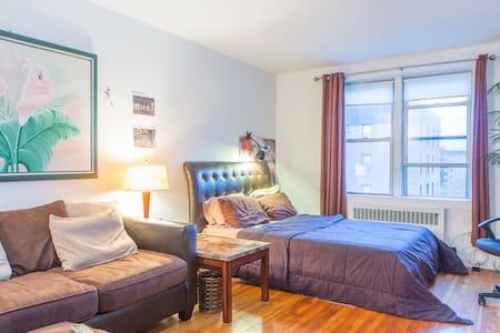 Oversized Luxury Prvt Room - Queens - Wohnung
