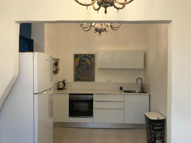Beautiful renovated house with a garden in Jaffa!