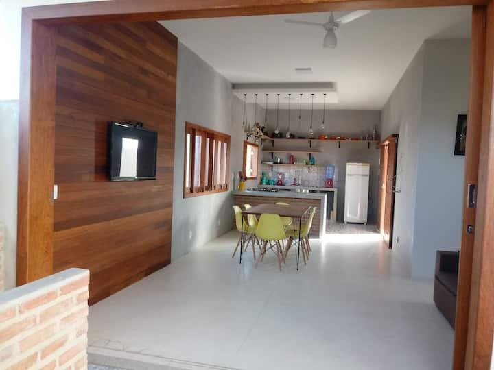 Casa acolhedora, confortavel e aconchegante
