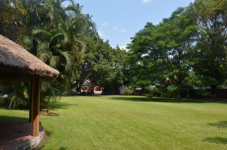 Alojamiento en Tlayacapan, Mor. a 5 min.  cocoyoc