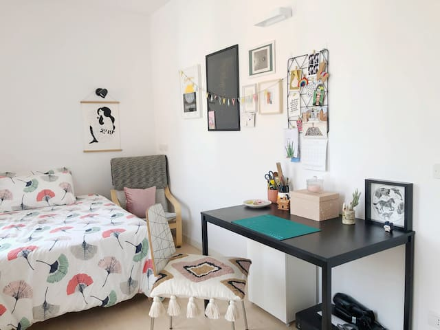 Sustainable apartment near Lavazza building