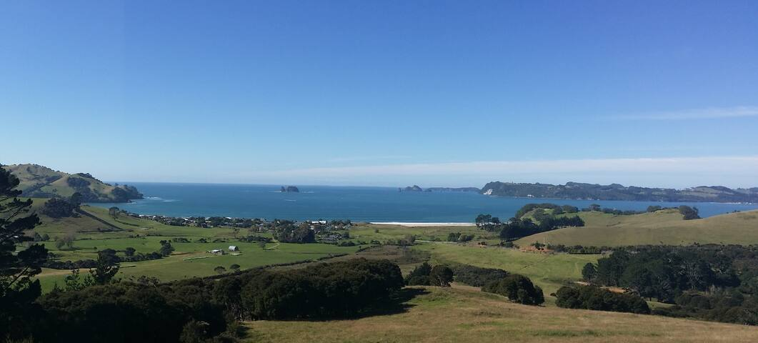 An experience of spectacular beauty - Whitianga - Appartement