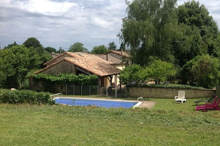 A delightful house in the Charente - Mairé-Lévescault