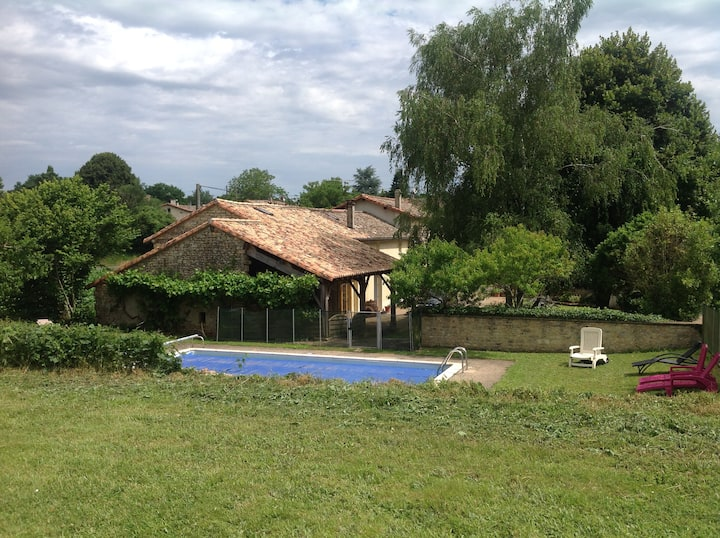 A delightful house in the Charente