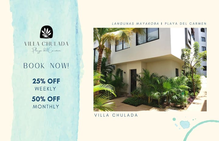 25% Discount Beautiful 3BR Villa Fully Equipped