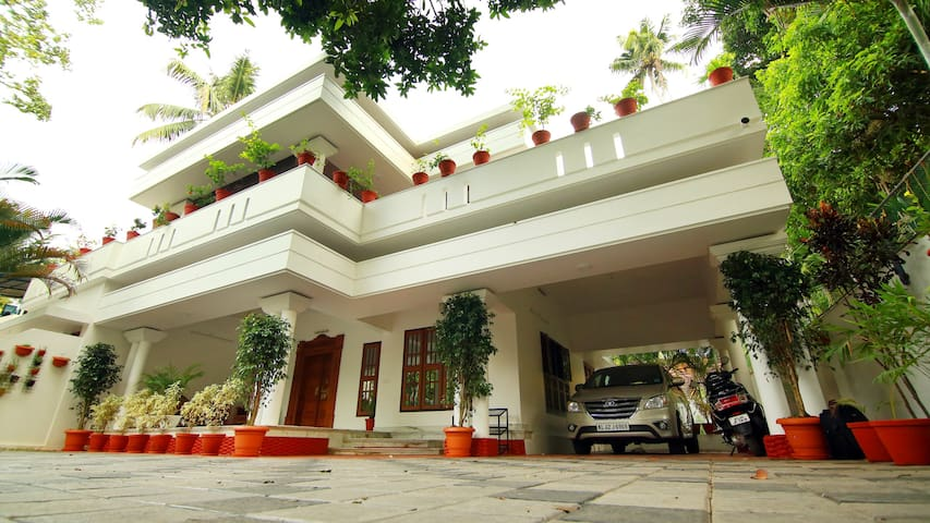 RAK Villa-  to enjoy the beauty of kerala village - Kochi - Willa