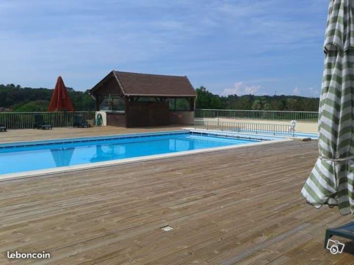 Appartement situé entre Sarlat et Montignac