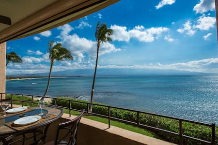 Romantic Oceanfront Maui Convenient - Maalaea