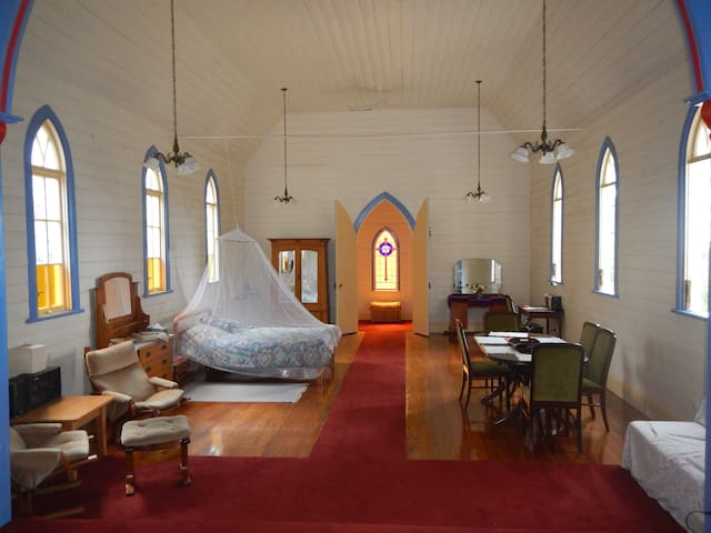 The Church House...simply divine. - Wolumla - Casa