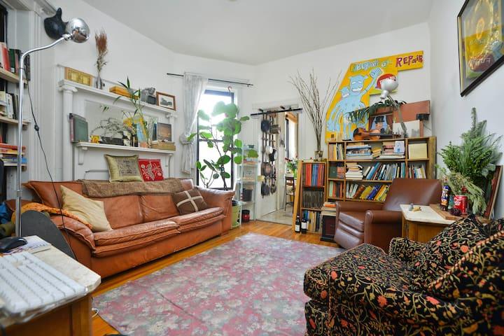 Charming Brooklyn Room