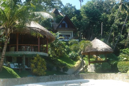 2 Bedroom Luxury Villa with Beach - Puerto Galera