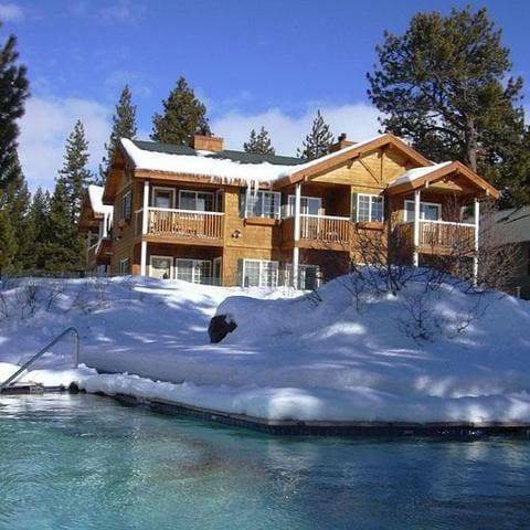 Very best place right at the lake! - Tahoe Vista - Cabane