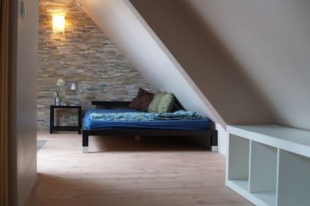 möbliertes Apartment in Düsseldorf - ดุสเซลดอร์ฟ
