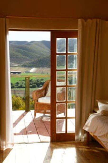 Beautiful view from your room.
