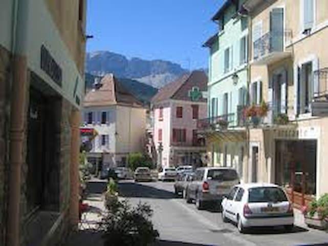 Maison de village St-Bonnet  - Saint-Bonnet-en-Champsaur - Casa
