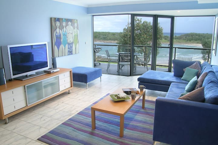 The Outlook on the Beach - Stunning ocean views - Boat Harbour - Apartment