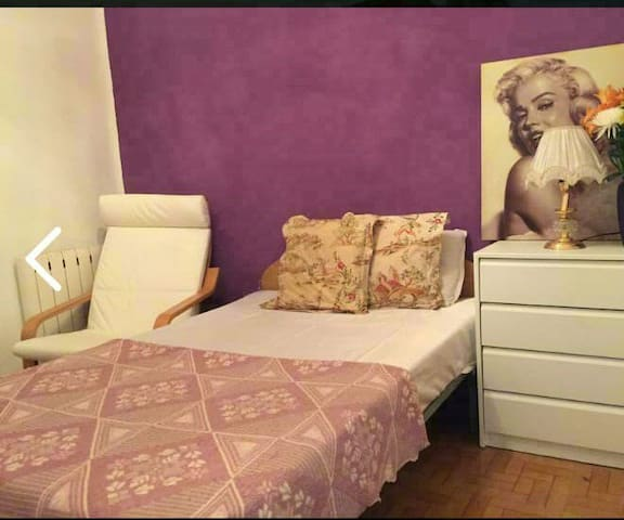 Comfy room in the best area in Madrid