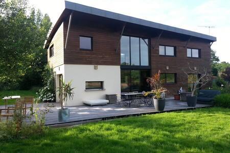 Maison architect Rennes Saint-Malo - Saint-Médard-sur-Ille