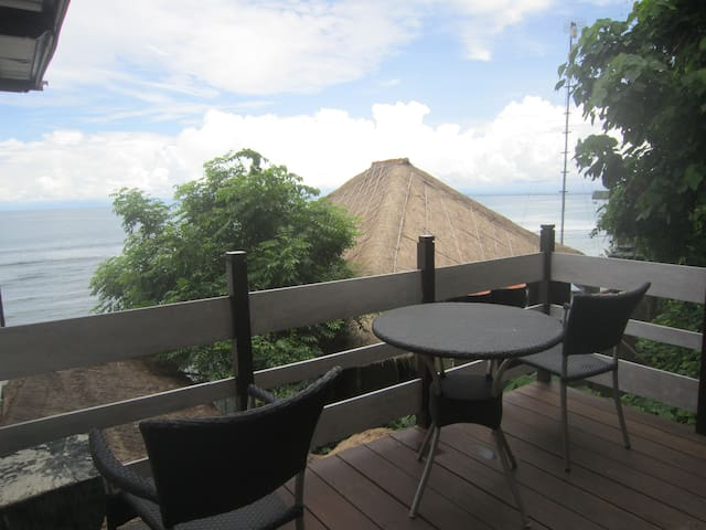 Deeksha Warung HUT, bingin beach!!! - south Kuta - Bungalow