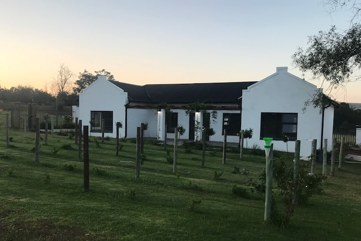 Steenkoppies estate self catering house