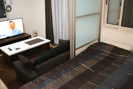 Quiet apartment near Ueno and Akiba, p-wifi - Taito - Wohnung