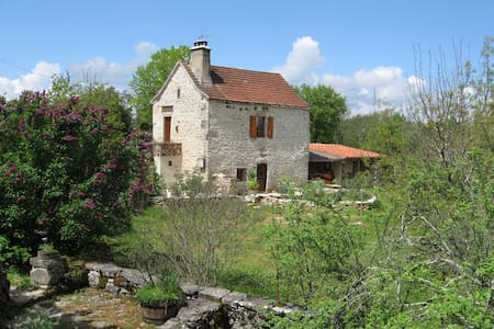 Luxury in sobriety - Calvignac - Casa